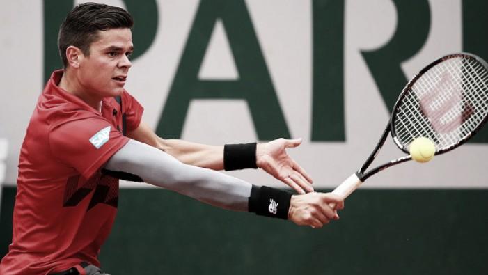 Raonic volta à Roland Garros após ausência em 2015