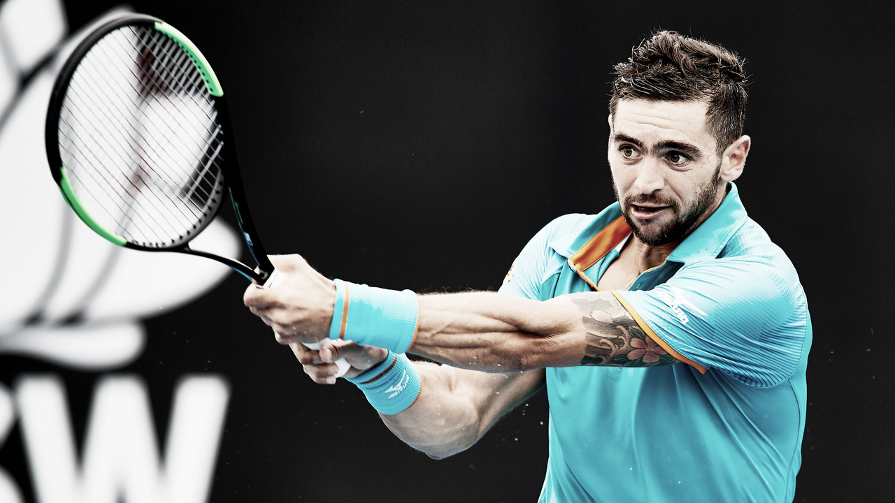 Victoria de Guido Andreozzi en Indian Wells