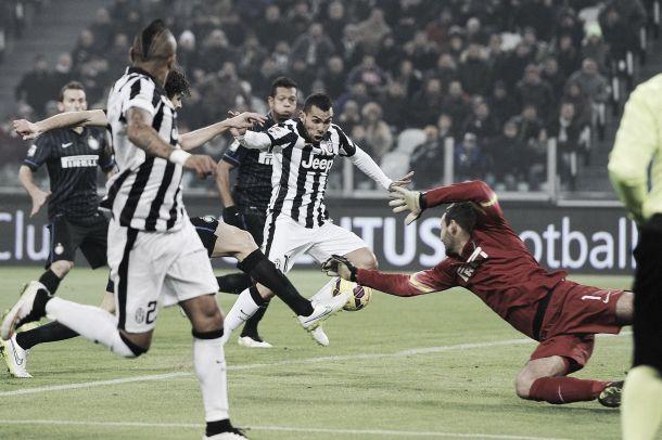 Risultato Inter - Juventus di Serie A (1-2)