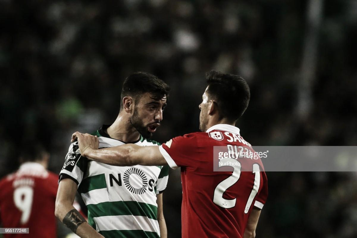 Pizzi vs Bruno Fernandes