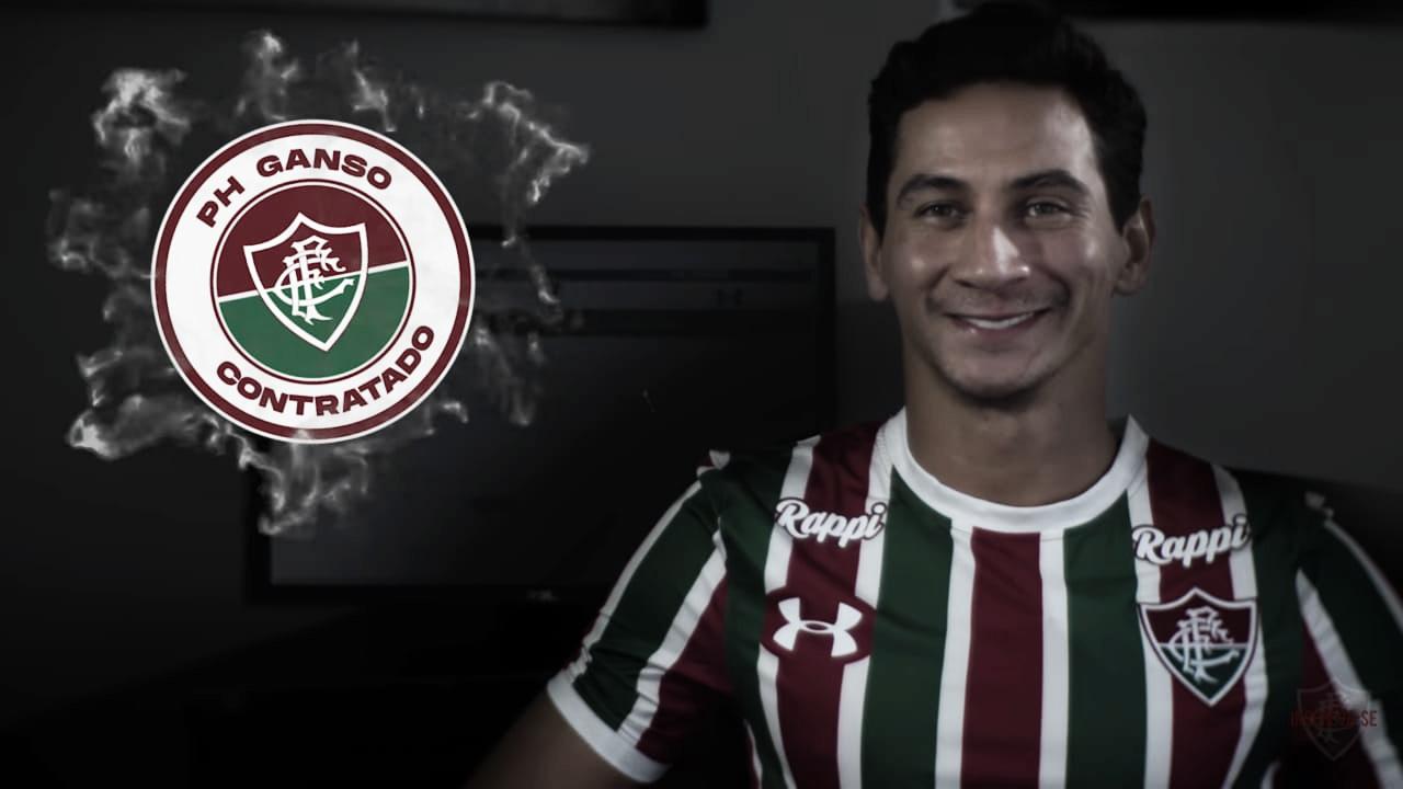 Fluminense acerta contratação de Paulo Henrique Ganso