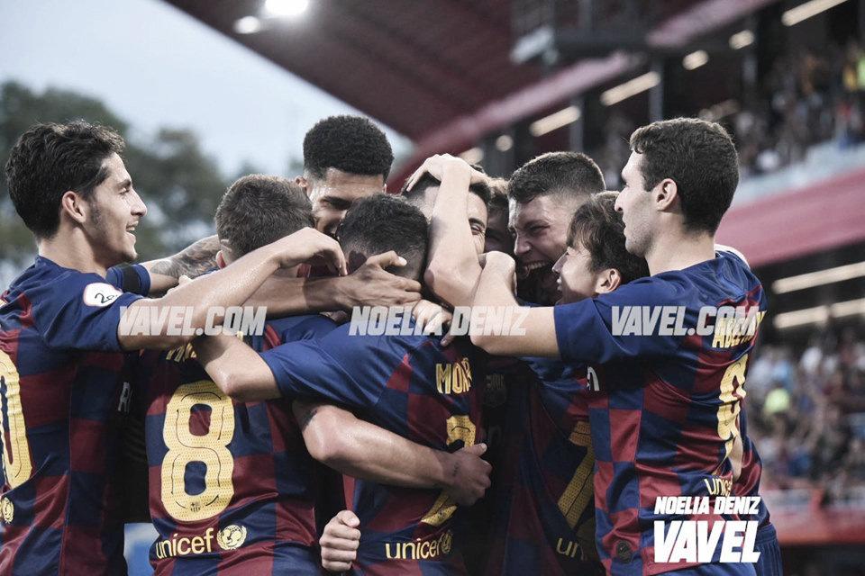 Previa FC Barcelona B vs Atlético Levante: seguir sumando