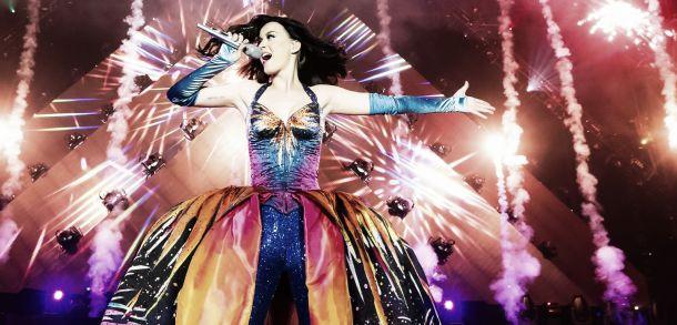 Katy Perry, el gran fichaje de la Super Bowl
