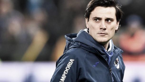 """Sampdoria, Montella: """"Vogliamo onorare al meglio questa Coppa Italia"""""""