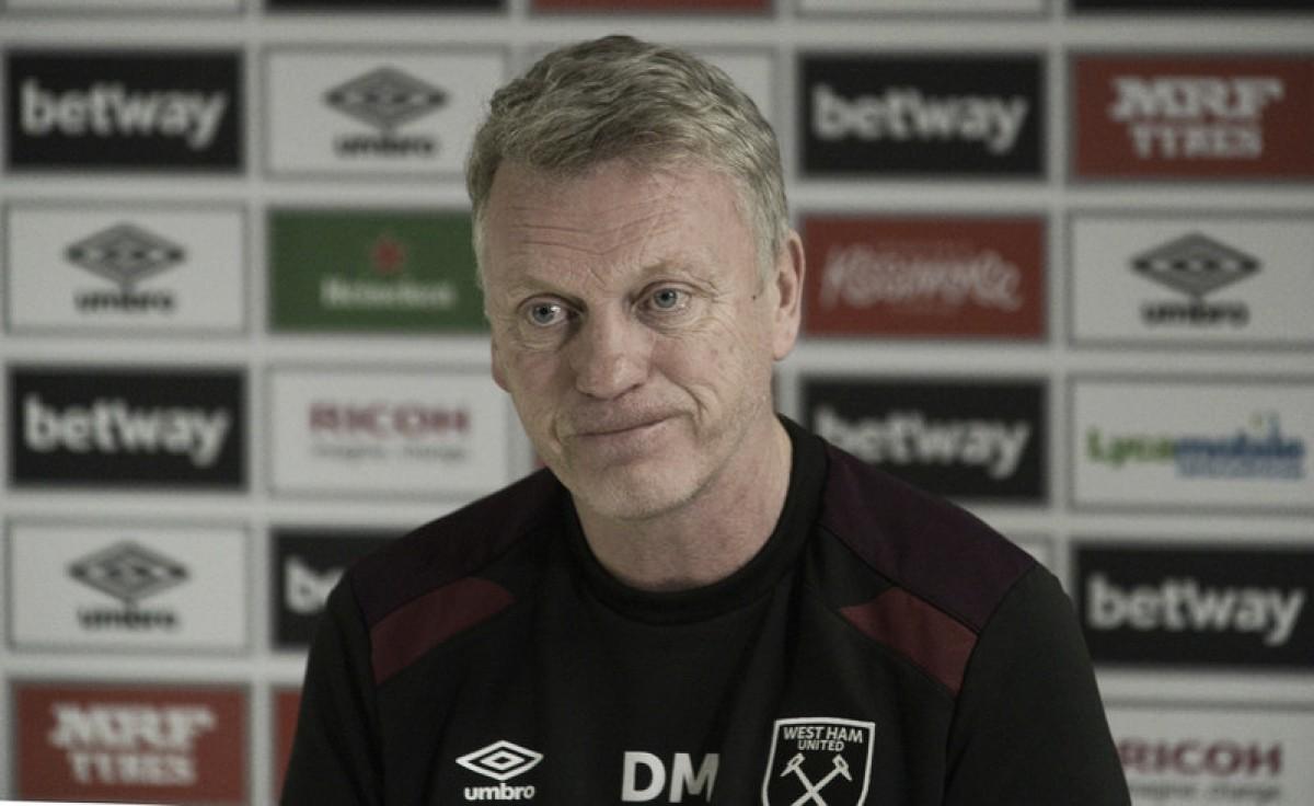 "David Moyes: ""Vamos con mucha confianza a Anfield"""