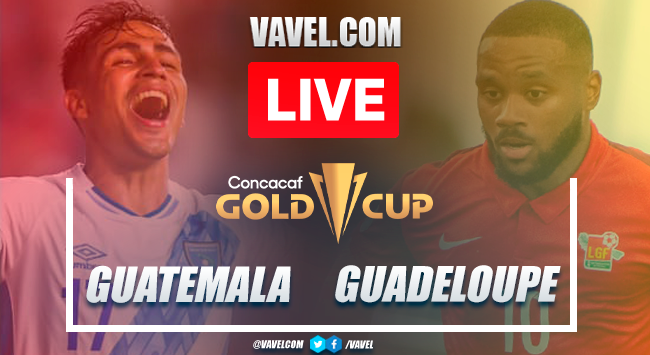 Goals, highlights and penalties: Guatemala (9) 1-1 (10) Guadeloupe in Gold Cup Qualifiers