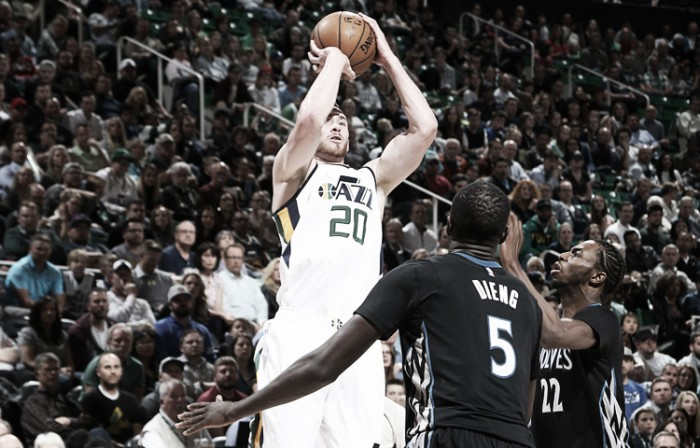 NBA, vittorie casalinghe di Utah e Denver contro Timberwolves e Pelicans