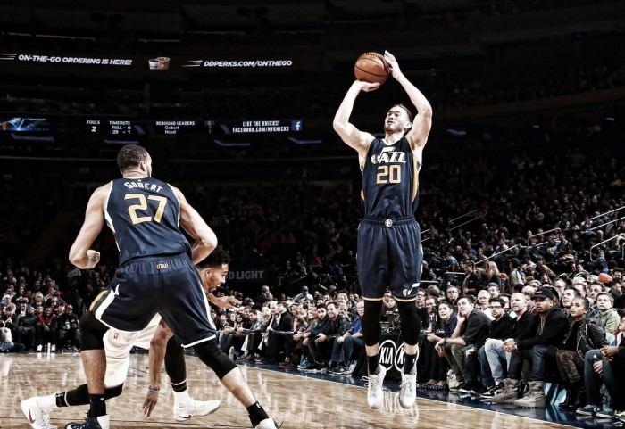Nba, Jazz e Kings sorprendono New York e Toronto