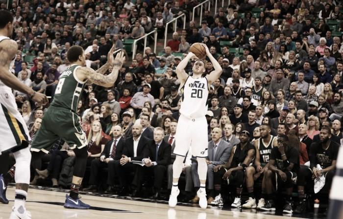 Nba, Utah si sbarazza dei Bucks. I Knicks vincono a Brooklyn