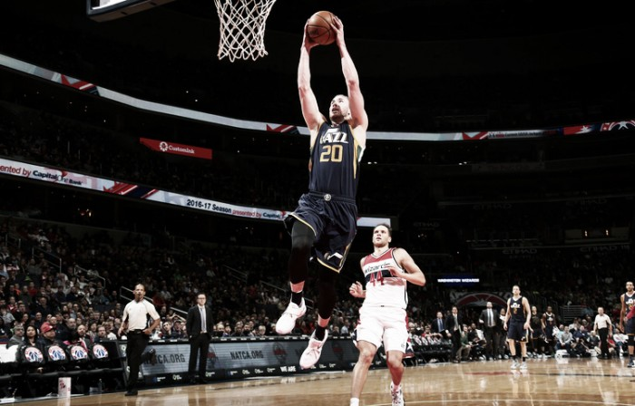 NBA, successi esterni di Jazz e Grizzlies a Washington e Denver