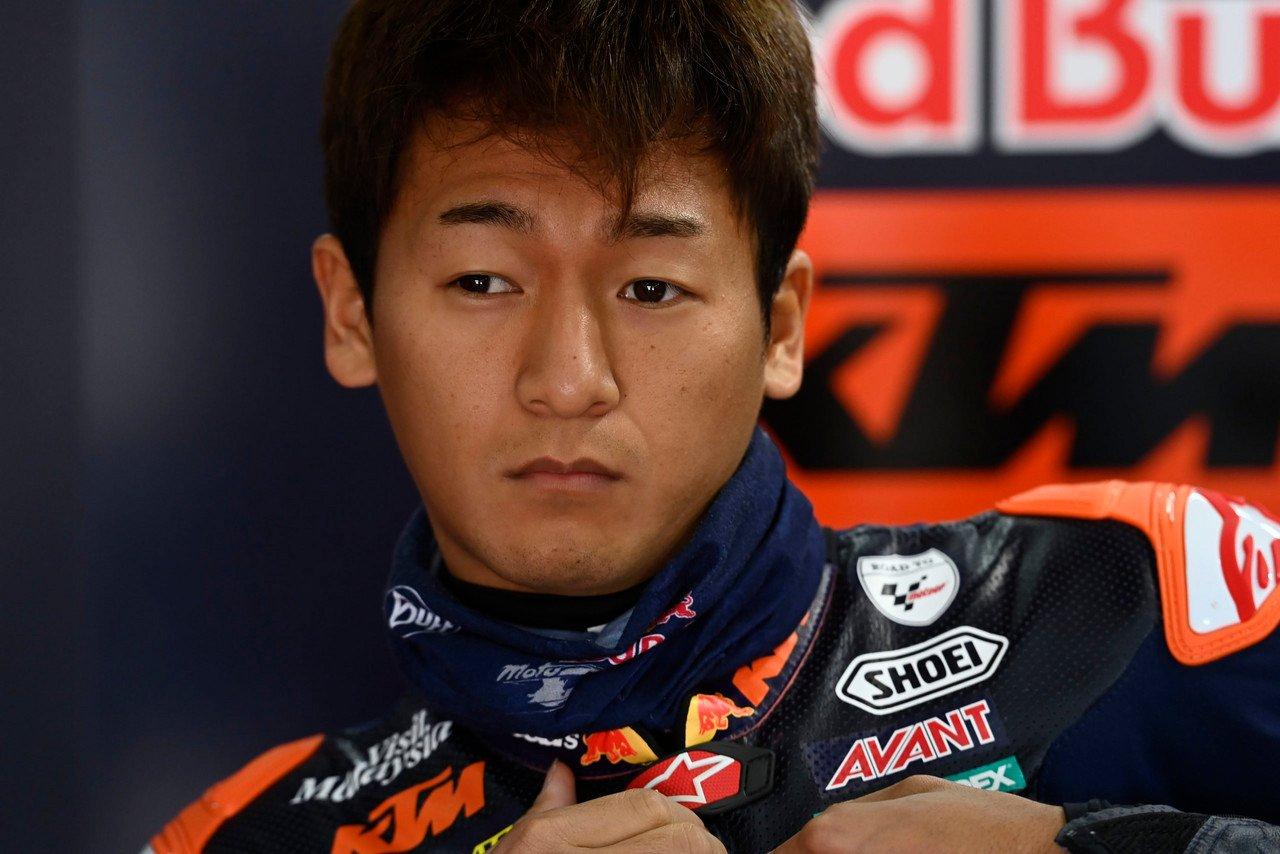 Kaito Toba / Fuente: KTM Ajo