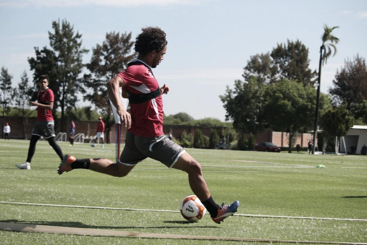 Giovani Hernández se ilusiona con hacer un buen torneo