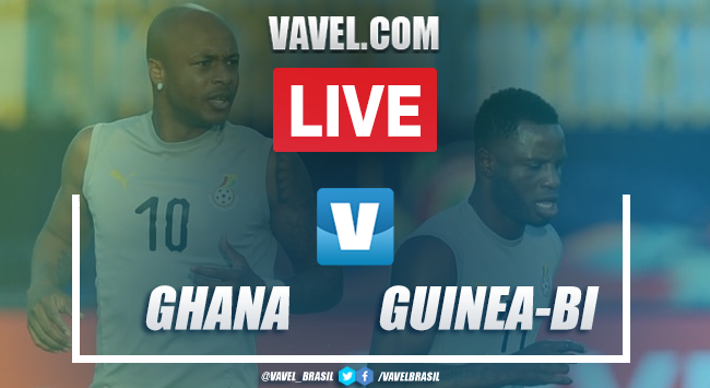 Ghana vs Guinea-Bissau: Live Stream Updates and How to Watch AFCON 2019