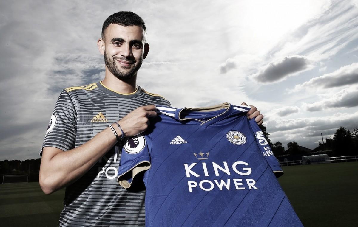Ghezzal Espera Ser El Nuevo Mahrez Del Leicester VAVEL Com