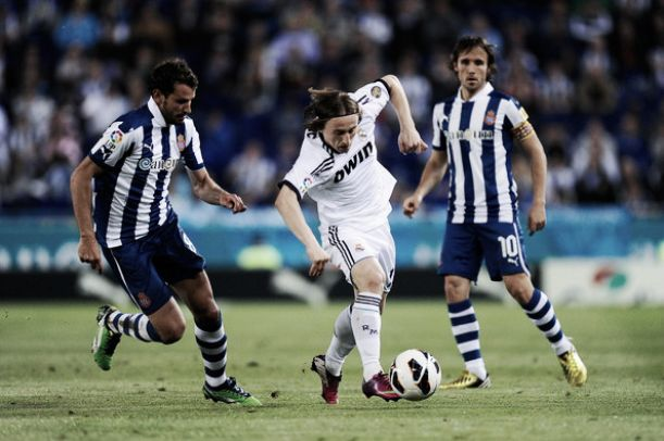 Espanyol vs Real Madrid en vivo y directo online