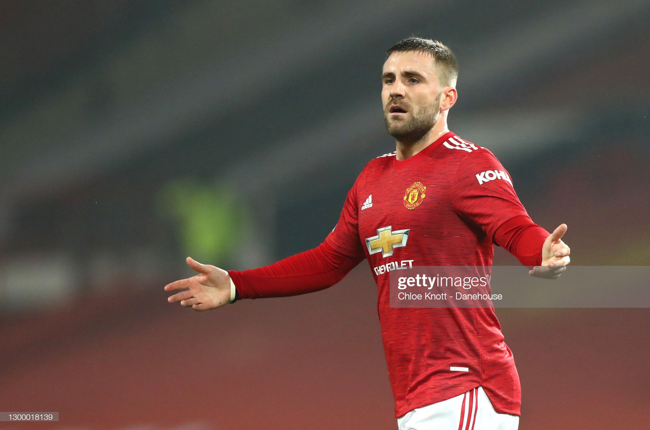 Luke Shaw: From underperformer to potential Player of the Year candidate