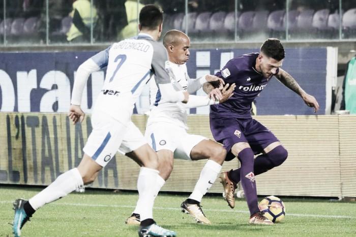 Resumen Fiorentina 1-1 Inter en Serie A 2018