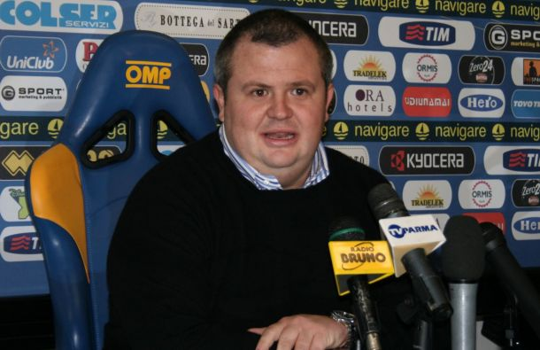 """Parma, Ghirardi: """"Il club è mio, vedremo con la nuova gestione Tavecchio..."""""""