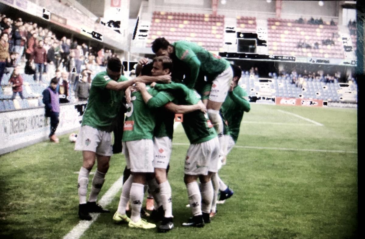 Empate amargo entre Pontevedra CF y CD Guijuelo