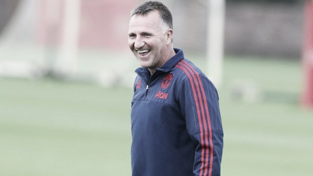 Joyce: Young players will continue to get a chance at Manchester United