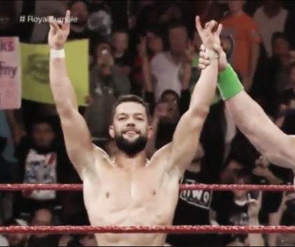 Finn Balor es el nuevo contendiente para el Campeonato Universal en Royal Rumble