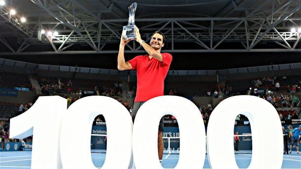 ATP World Tour - Week 1 : Les Suisses triomphent