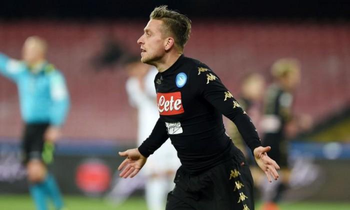 Calciomercato Napoli, l'agente di Giaccherini: