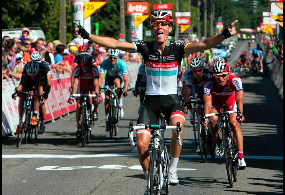 Nizzolo vence en la quinta etapa del Eneco Tour
