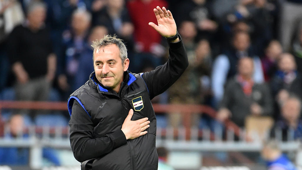Marco Giampaolo appointed as new AC Milan manager