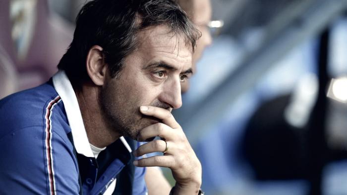 """Sampdoria, Giampaolo verso la Fiorentina: """"Stiamo bene, manteniamo la nostra identità"""""""