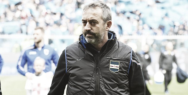 Milan confirma chegada do técnico Marco Giampaolo, ex-Sampdoria