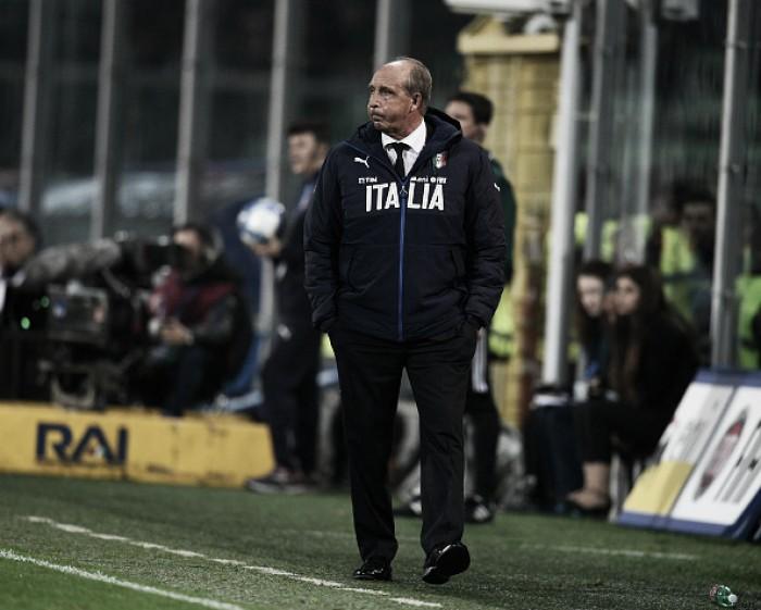 """Após vitória sobre a Albânia, Ventura vê """"grande futuro para a Itália"""""""