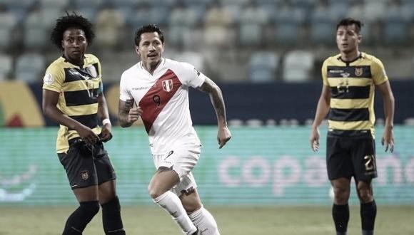 Gianluca Lapadula: Jugador destacado en el empate entre Perú y Ecuador