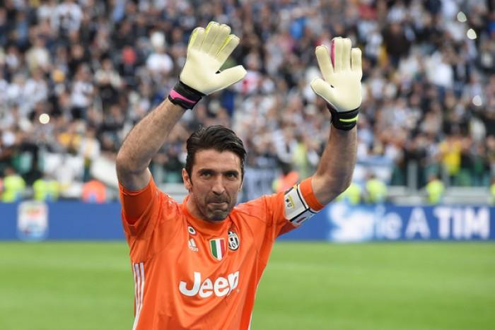 """Juventus, Buffon: """"La Champions non è un'ossessione, dobbiamo rispettare il Milan"""""""