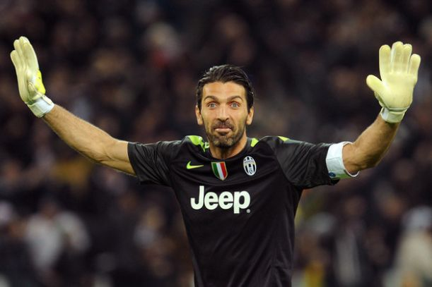 Buffon in corsa per un posto nella All Star 2013