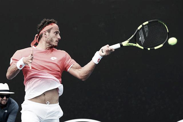 Thiago Wild desperdiça várias chances e cai para Giannessi na estreia do ATP 250 de Córdoba