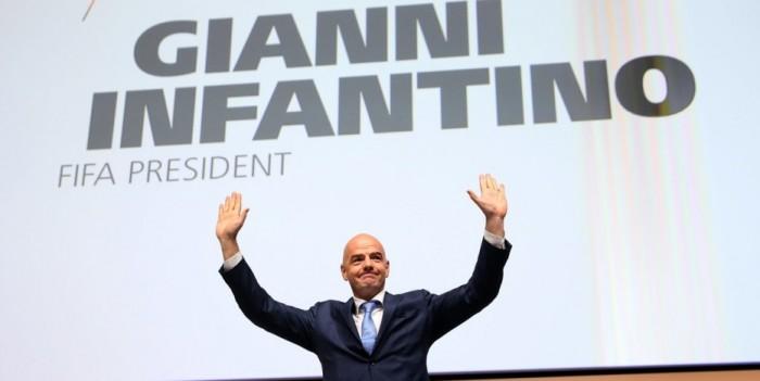 La FIFA tiene nuevo presidente: Gianni Infantino