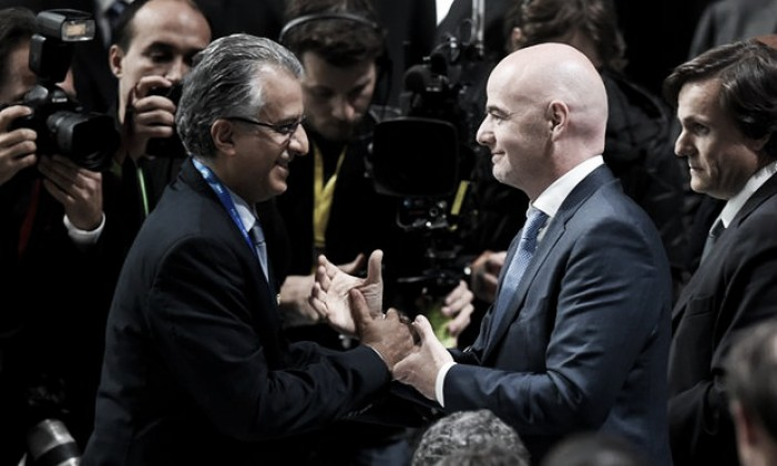 FIFA to reform after Gianni Infantino wins election