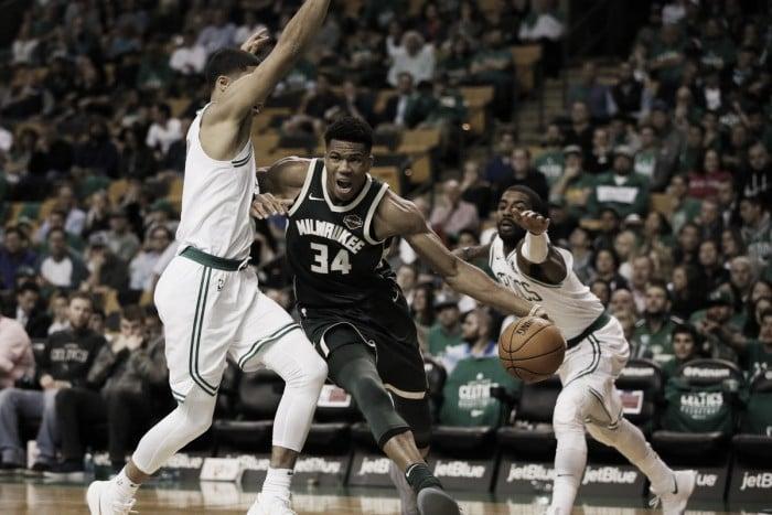 NBA - Antetokounmpo realizza 37 punti all'esordio, secondo KO per i Celtics; 28 punti di Schroder e Mavs al tappeto