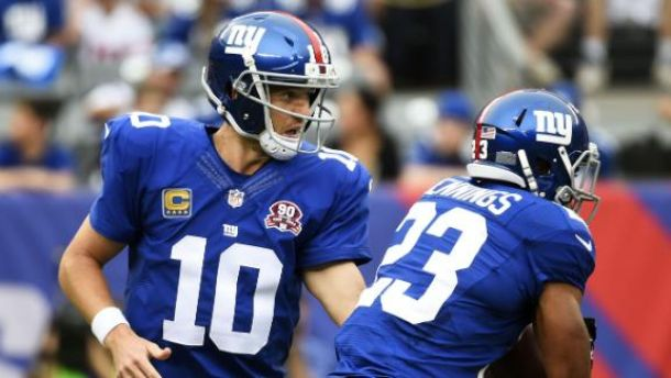 Giants revivió y dejó sin invicto a Houston