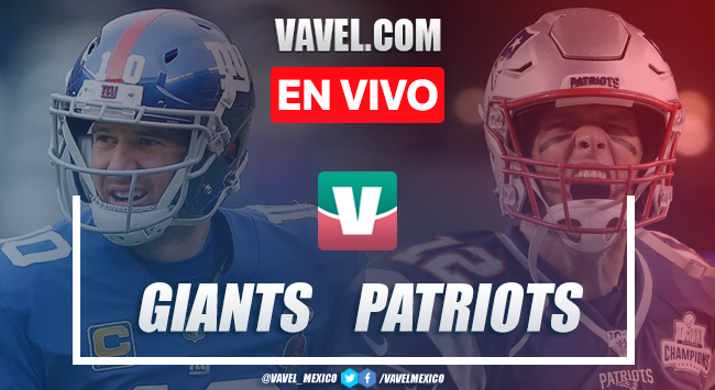 Resumen y touchdowns: New York Giants 14-35 New England Patriots en NFL 2019