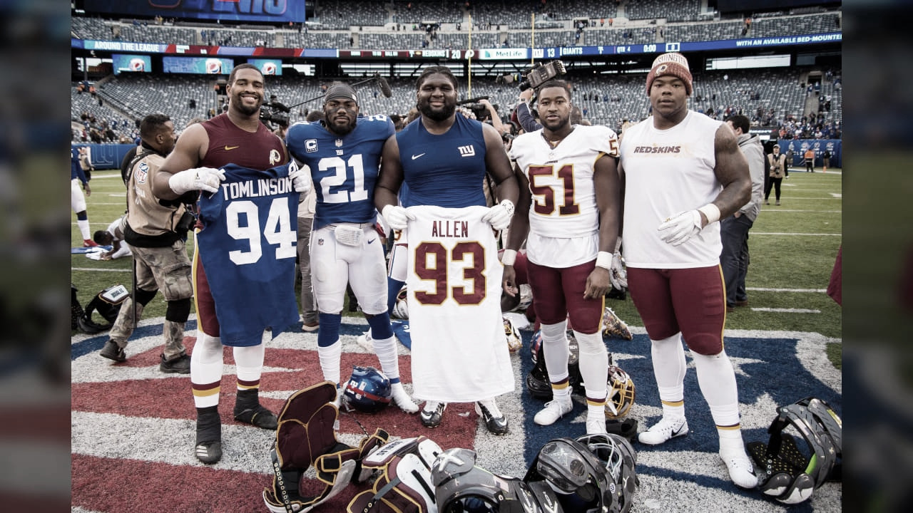 Análisis previo a la temporada 2019: New York Giants y Washington Redkins