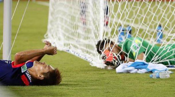 Mondiali 2014, il Giappone sbatte sulla muraglia greca