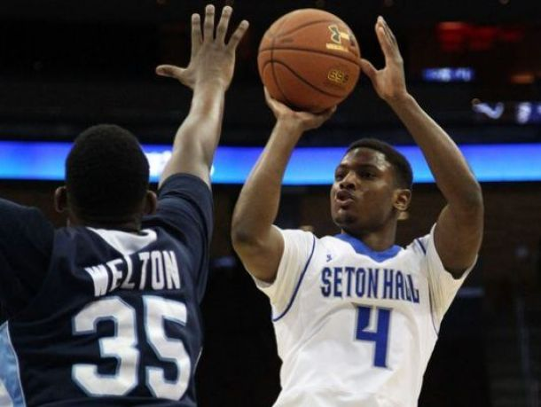 Sterling Gibbs Announces He Is Transferring From Seton Hall