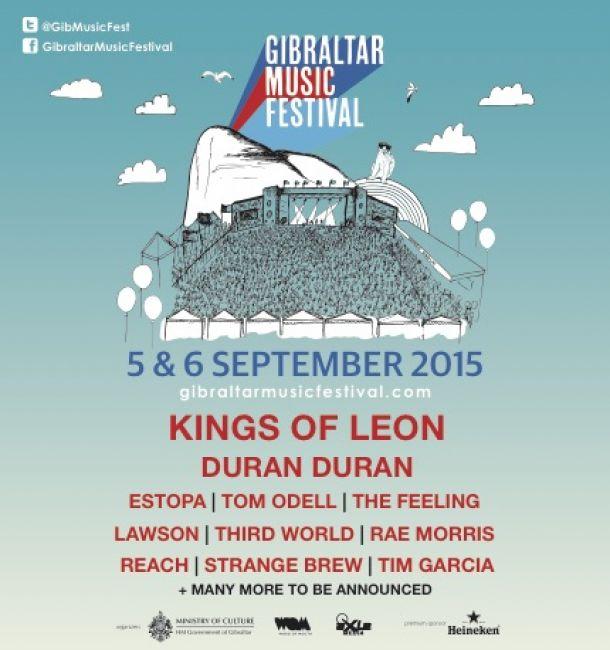 Kings of Leon, la gran sorpresa del Gibraltar Music Festival
