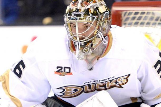 Anaheim Ducks: In Gibson We Trust