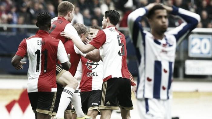 Previa Feyenoord vs Herenveen: a no perder terreno