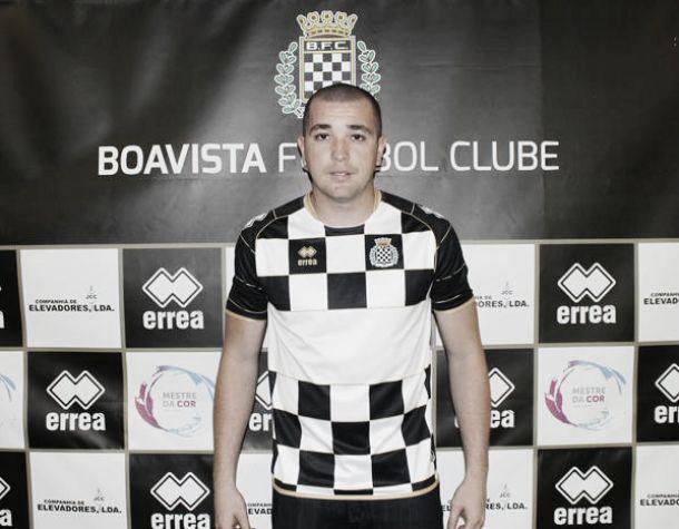 Gideão, ex-goleiro do Náutico, é contratado pelo Boavista, de Portugal