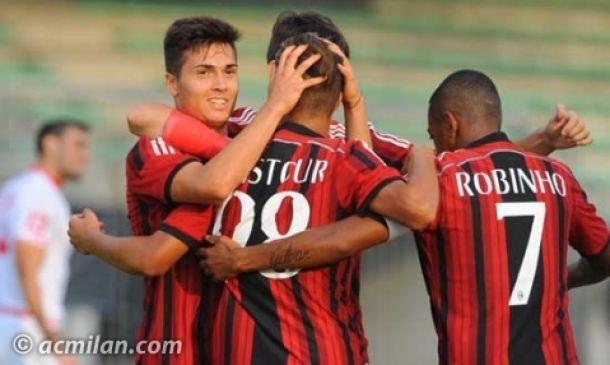 Amichevole Milan, Niang e Mastalli regalano la seconda vittoria a Inzaghi