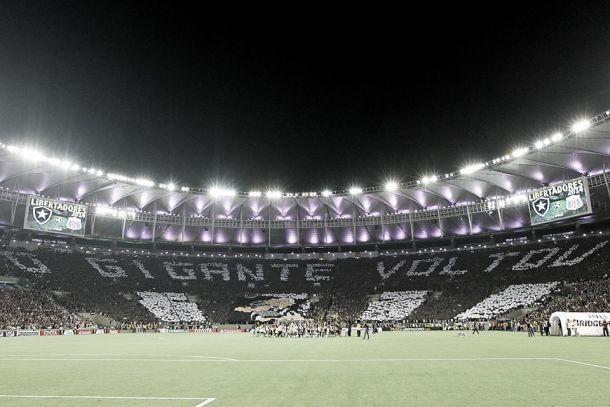 Com moral da torcida e novo uniforme, Botafogo recebe o San Lorenzo no Maracanã